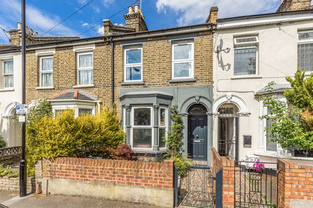 Thumbnail Terraced house for sale in Worsley Road, Leytonstone