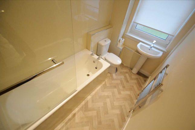 Bathroom of Park Road, Hamilton ML3