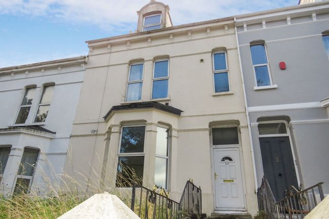 Thumbnail Terraced house for sale in Alexandra Road, Mutley, Plymouth