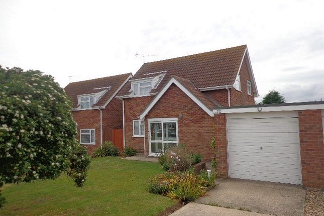 Thumbnail Detached house to rent in Rochford Way, Frinton Homelands, Essex
