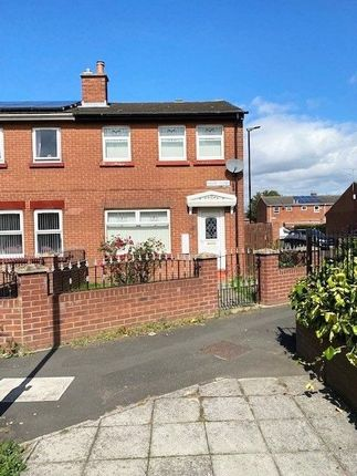 3 bed end terrace house to rent in Hood Close, Sunderland SR5