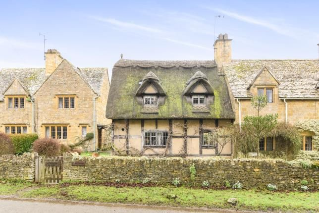 Thumbnail Semi-detached house for sale in Snowshill Road, Broadway, Worcestershire, Broadway