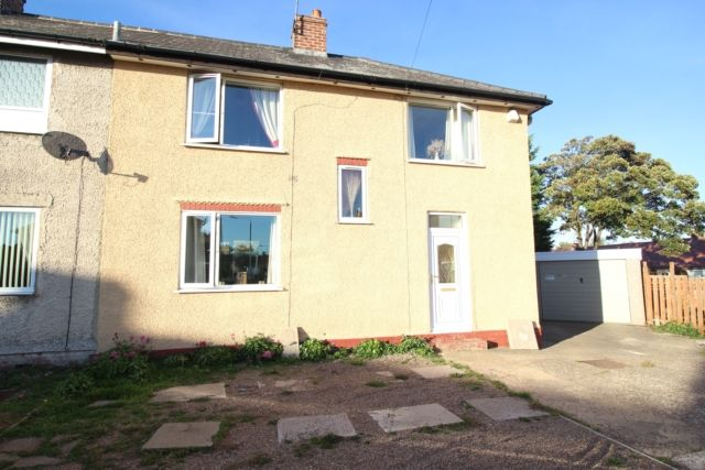 Thumbnail Semi-detached house for sale in Firbeck Crescent, Langold, Worksop