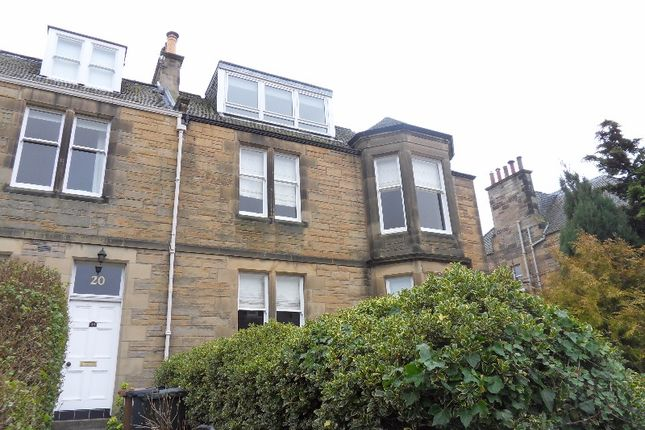 Thumbnail Flat to rent in Cluny Gardens, Morningside, Edinburgh