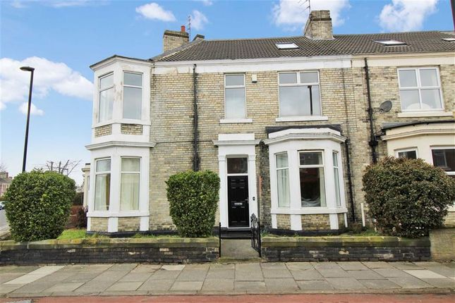Thumbnail Terraced house to rent in Washington Terrace, North Shields