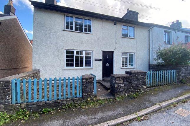Thumbnail Terraced house for sale in Clydach, Abergavenny