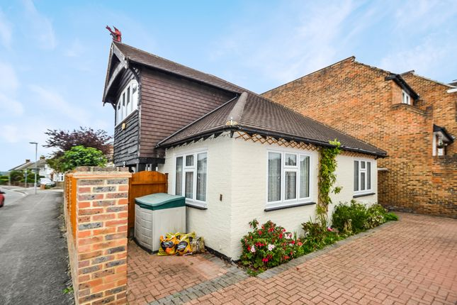 Thumbnail Detached bungalow to rent in Eversley Road, Surbiton