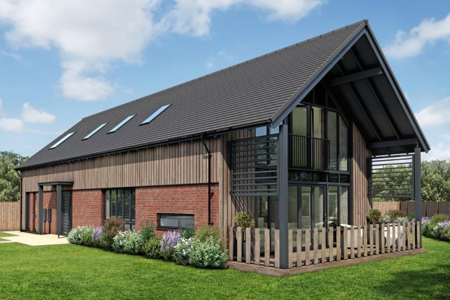 Thumbnail Lodge for sale in Moira, Leicestershire