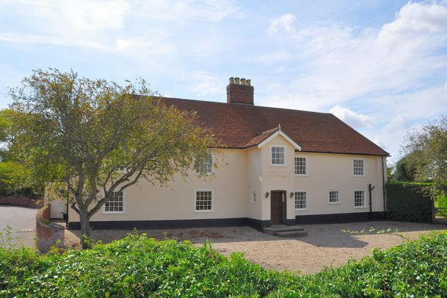Thumbnail Detached house for sale in Offton, Ipswich, Suffolk