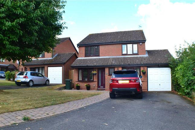 Thumbnail Detached house for sale in Cherrywood Grove, Allesley, Coventry, West Midlands
