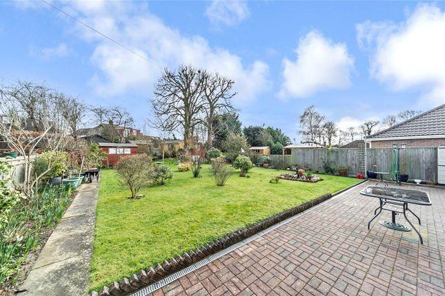 Thumbnail Bungalow for sale in Copse Road, Hildenborough, Tonbridge, Kent