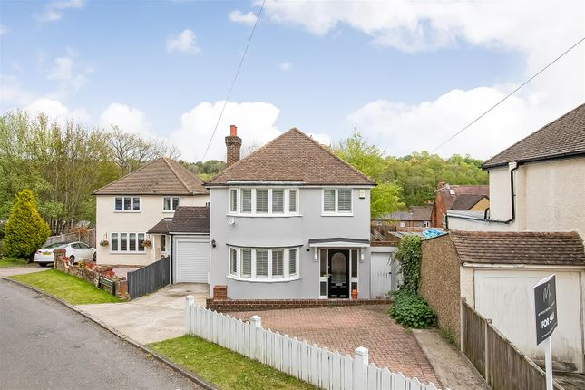 Thumbnail Detached house for sale in St. Margarets Road, Hooley, Coulsdon