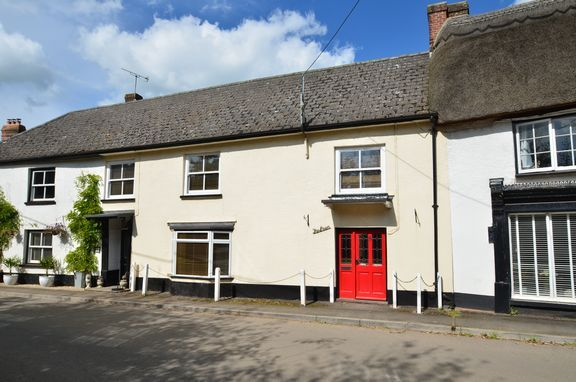 Thumbnail Cottage for sale in Fore Street, Witheridge, Tiverton