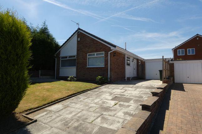 Thumbnail Detached bungalow for sale in Hallbridge Gardens, Upholland, Skelmersdale