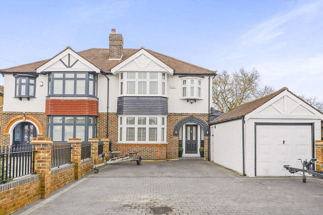 3 bed semi-detached house for sale in Ruskin Drive, Worcester Park