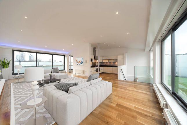 Thumbnail Duplex to rent in Shepperton Road, Islington