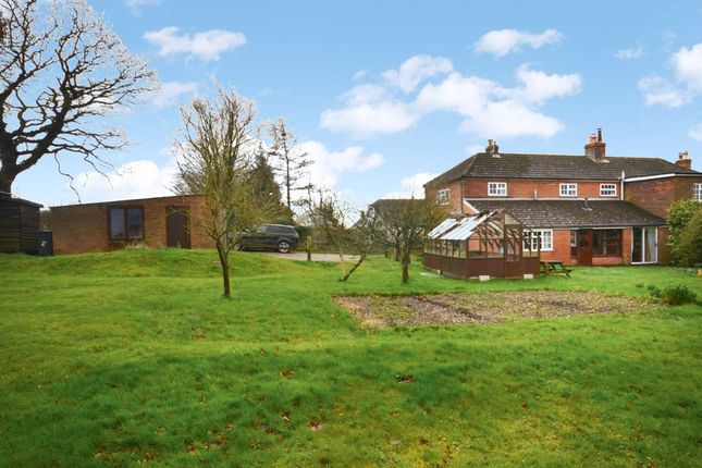 Semi-detached house for sale in Swanthorpe Cottages, Crondall, Farnham