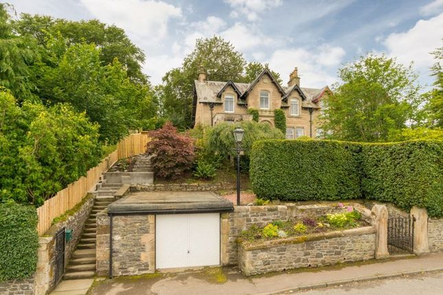 Thumbnail Semi-detached house for sale in Bridgelands, Caledonian Road, Peebles