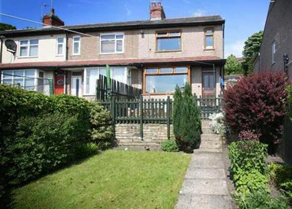 Thumbnail End terrace house for sale in Lower Range, Halifax
