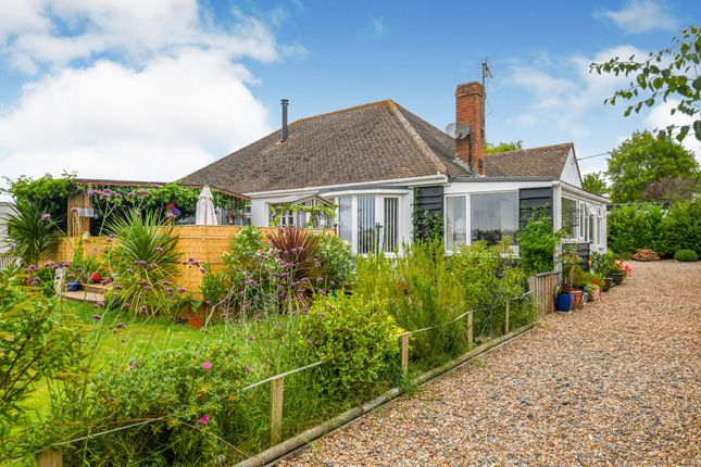 Thumbnail Detached bungalow for sale in Wood Enderby, Boston