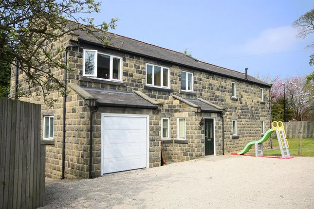 Detached house for sale in Gladstone Crescent, Rawdon, Leeds