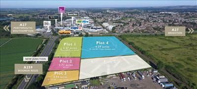 Thumbnail Commercial property to let in Cathedral Business Park, Bognor Road, Chichester, West Sussex