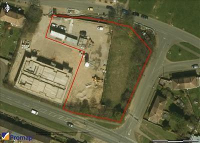 Thumbnail Land for sale in Land At St. Stephens Walk, Ashford, Kent