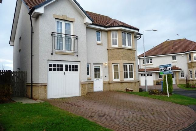 Thumbnail Detached house to rent in Gillespie Grove, Kirkcaldy