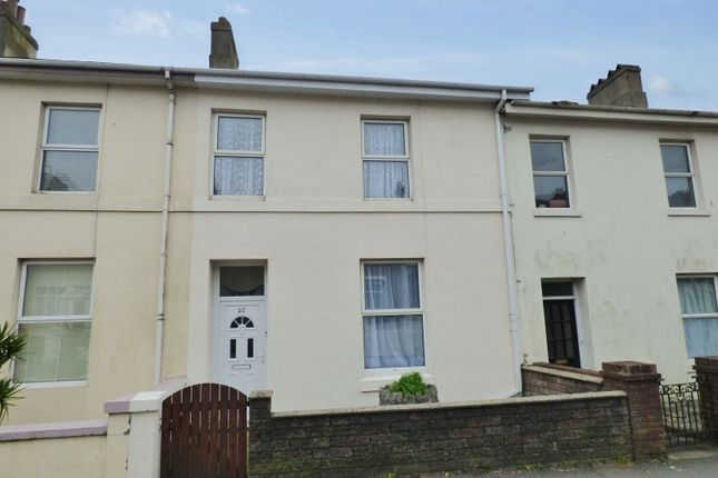 Thumbnail Terraced house for sale in Warbro Road, Torquay