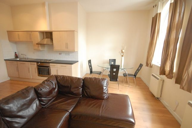 Thumbnail Flat to rent in Dickenson Road, Manchester