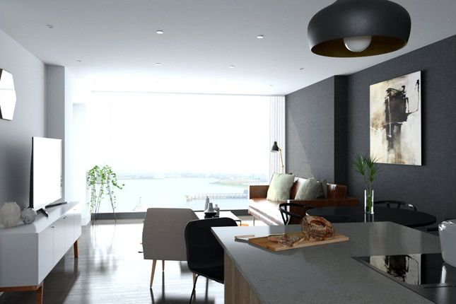 Thumbnail Flat for sale in Sainte Adresse, Paget Place, Penarth, Vale Of Glamorgan