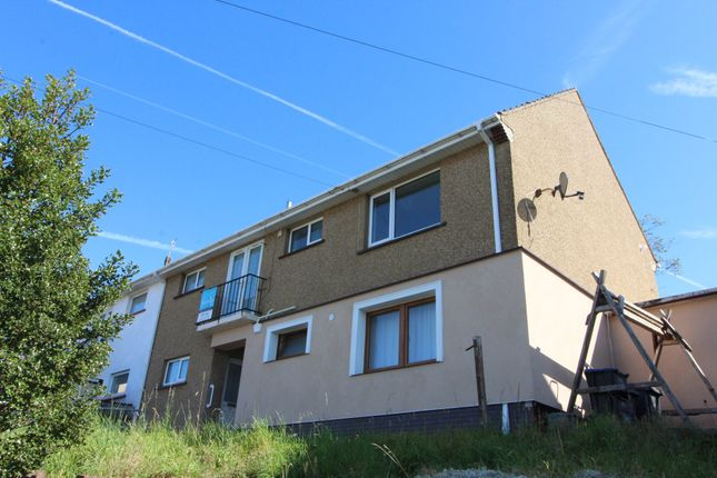 Thumbnail Flat for sale in Aneurin Avenue, Swffryd, Crumlin