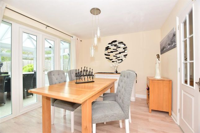 Dining Room of Brooker Close, Boughton Monchelsea, Maidstone, Kent ME17