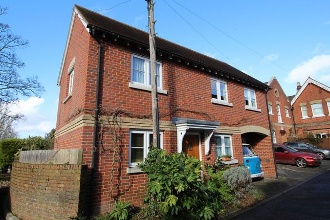 Thumbnail Detached house for sale in Basingwell Street, Bishops Waltham