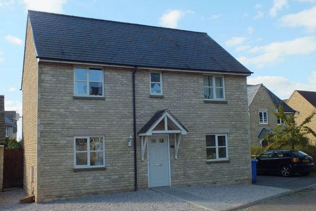 Thumbnail Detached house for sale in Gossway Fields, Kirtlington, Kidlington