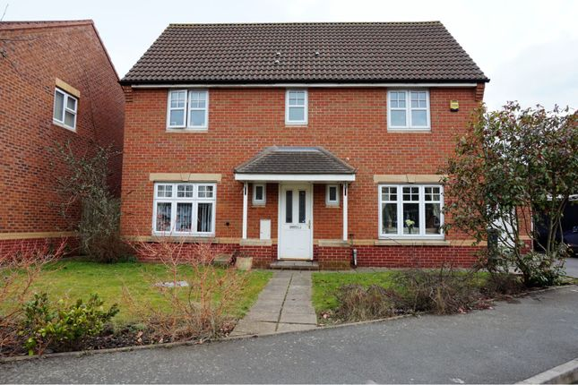 Thumbnail Detached house for sale in Yale Road, Willenhall