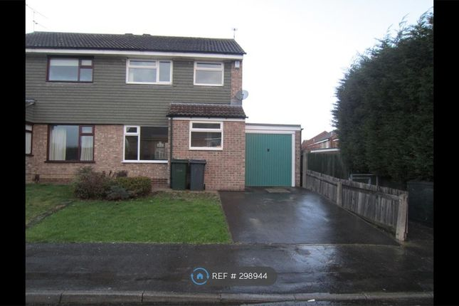 Thumbnail Semi-detached house to rent in Lapwing Vale, Rotherham