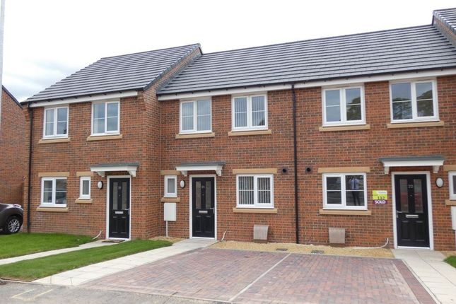 Terraced house to rent in Kingfisher Avenue, Stockton-On-Tees
