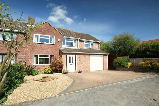 Thumbnail Semi-detached house for sale in Tern Way, St. Neots