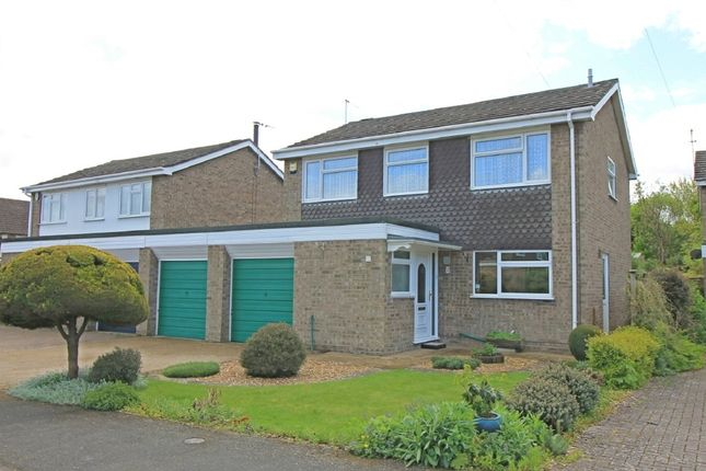 Thumbnail Detached house for sale in Wigmore Close, Godmanchester