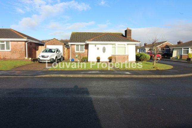 Thumbnail Detached house for sale in Bryn Rhosyn, Merthyr Road, Tredegar, Blaenau Gwent.