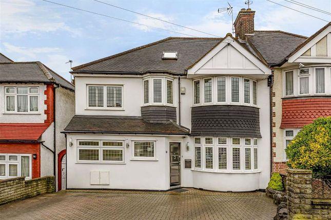 Thumbnail Property for sale in Morton Way, Southgate, London