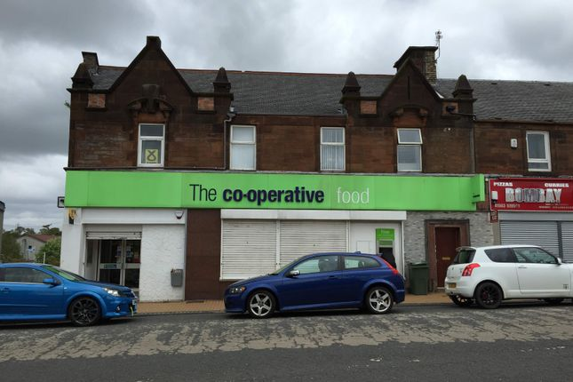 Thumbnail Retail premises to let in 11 Mauchline Road, Hurlford