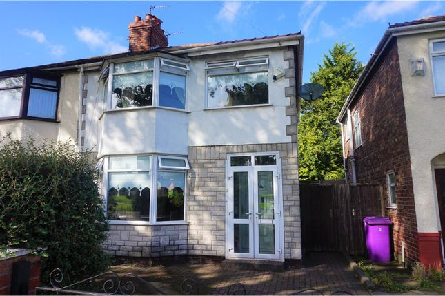 Thumbnail Semi-detached house for sale in Utting Avenue, Liverpool