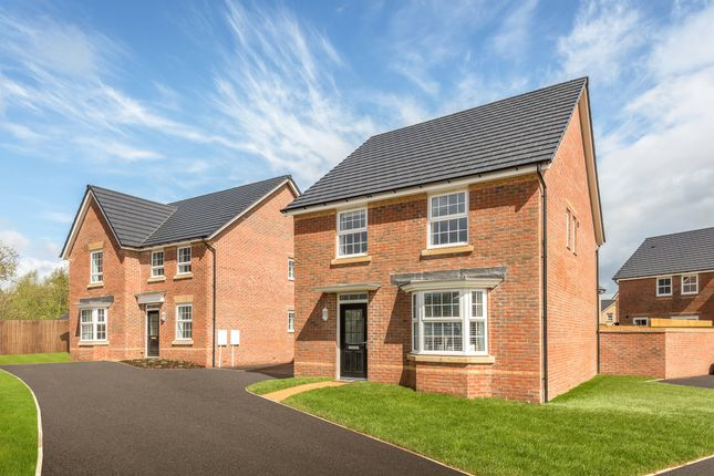 """Thumbnail Detached house for sale in """"Irving"""" at Folly View Close, Penperlleni, Pontypool"""