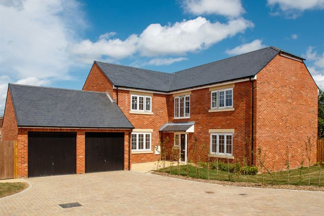 """Thumbnail Detached house for sale in """"The Albermarle """" at Ashford Hill Road, Ashford Hill, Thatcham"""