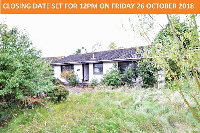 Thumbnail Detached bungalow for sale in Garden Place, Beauly, Inverness-Shire