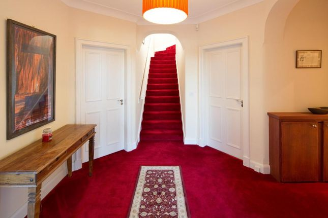 Thumbnail Detached house for sale in Kirk Wynd, Eaglesham, Glasgow