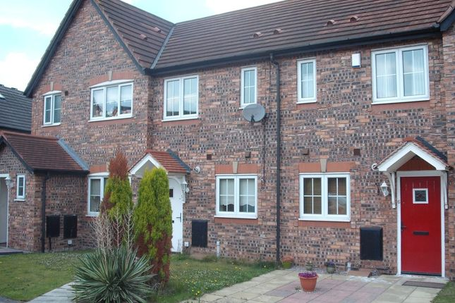 Thumbnail Terraced house to rent in Metcalf Close, Kirkby, Merseyside