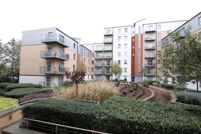 Thumbnail Flat for sale in Harrison Court, Queen Mary Avenue, South Woodford